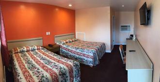 Travel Lite Motel - Wytheville - Makuuhuone