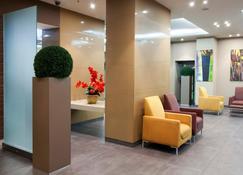 Holiday Inn Almaty - Almaty - Lobby