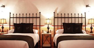 Hotel de la Paz - Guanajuato - Bedroom