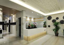 Leesing Hotel - Kaohsiung - Vastaanotto