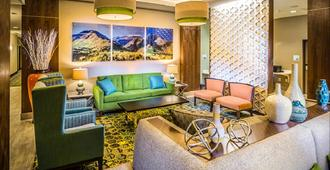 Holiday Inn Express & Suites Salt Lake City South - Murray - Мюррей - Лобби