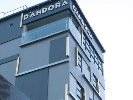 Aspira D'Andora Sukhumvit 16 - Asoke - Bangkok - Building