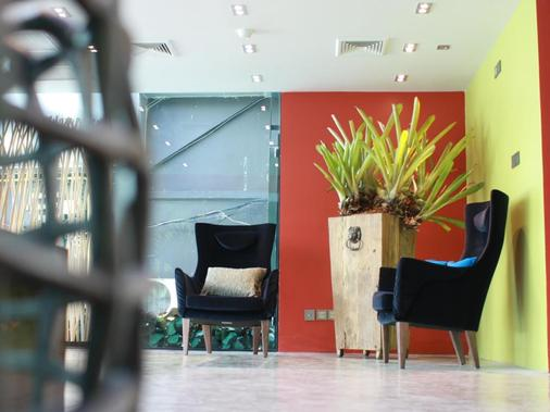 Aspira D'Andora Sukhumvit 16 - Asoke - Bangkok - Lobby