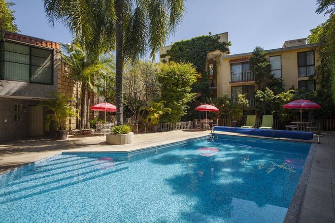 Quinta Del Gobernador - Cuernavaca - Pool