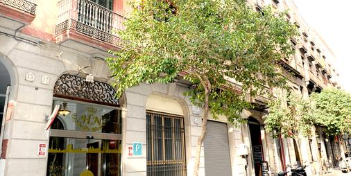 Hostal Nilo - Barcelona - Outdoors view