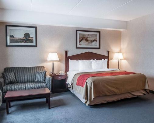 西米索加凱富酒店 - 密西索加 - 米西索加 - 臥室