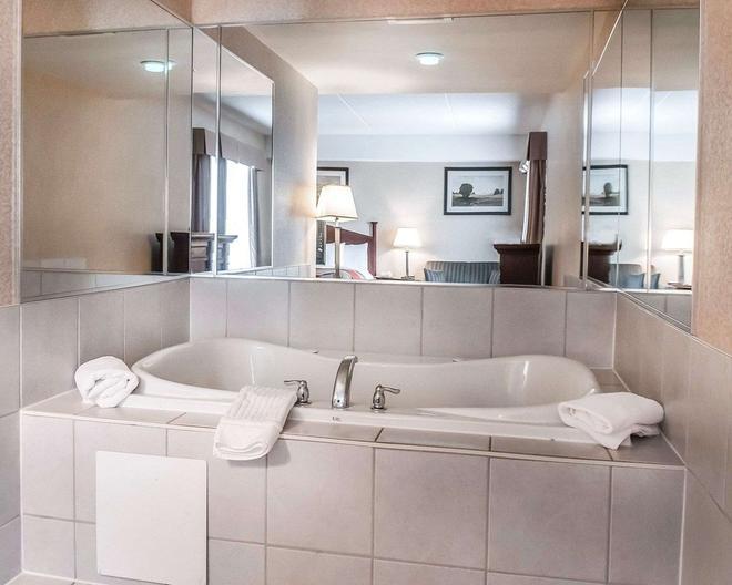 西米索加凱富酒店 - 密西索加 - 米西索加 - 浴室