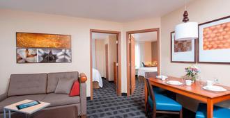 TownePlace Suites by Marriott Indianapolis Park 100 - Indianápolis - Sala de estar