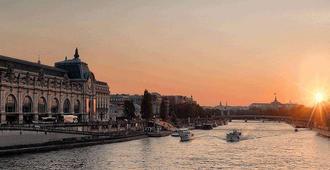 Hotel Vernet - Paris Champs Elysées - París - Edificio