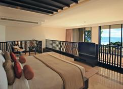 巴拉克拉瓦堡毛里裘斯渡假村洲際酒店 - 巴拉克拉瓦 - 巴拉克拉瓦 - 臥室