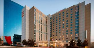 Courtyard by Marriott Indianapolis Downtown - Indianápolis - Edifício