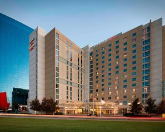 Courtyard by Marriott Indianapolis Downtown - Indianapolis - Building