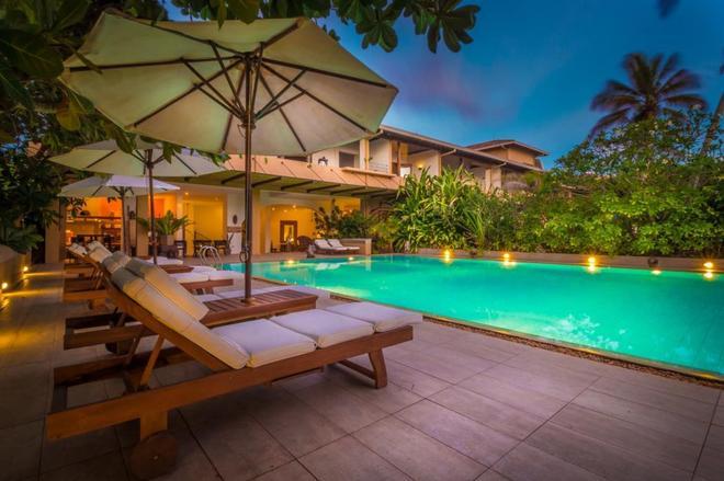 Aditya Resort - Galle - Pool
