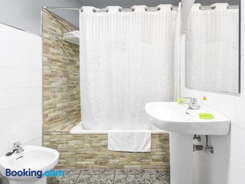 聖米格爾希洪酒店 - 希洪 - 希洪 - 浴室