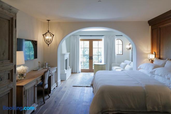 Posthotel Leavenworth - Adults Exclusive - Leavenworth - Bedroom