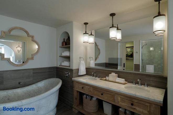 Posthotel Leavenworth - Adults Exclusive - Leavenworth - Bathroom