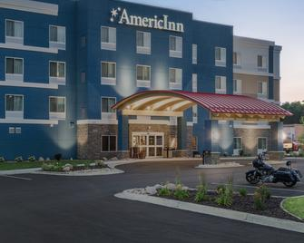 American Inn & Suites - Countryside - Building