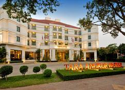 Tara Angkor Hotel - Khett Siem Reab - Gebouw