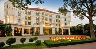 Tara Angkor Hotel - Ciudad de Siem Riep - Edificio