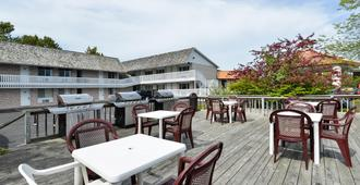 Americas Best Value Inn Mackinaw City - Mackinaw City - Gebäude