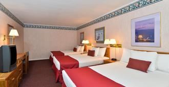 Americas Best Value Inn Mackinaw City - Mackinaw City - Makuuhuone