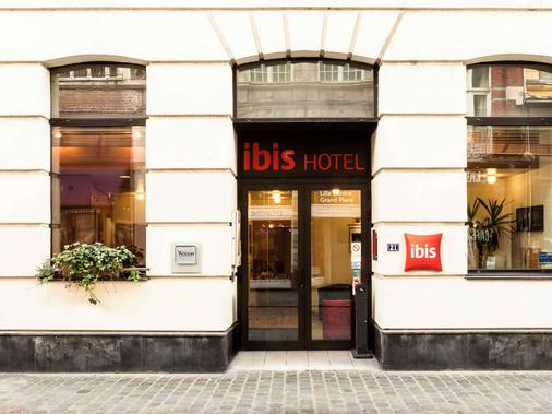 ibis Lille Centre Grand-Place - Λιλ - Κτίριο