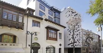 Hotel Cumbres Lastarria - Santiago de Chile - Edificio