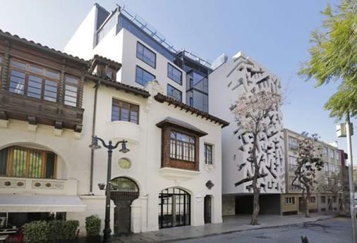 Hotel Cumbres Lastarria - Santiago - Rakennus