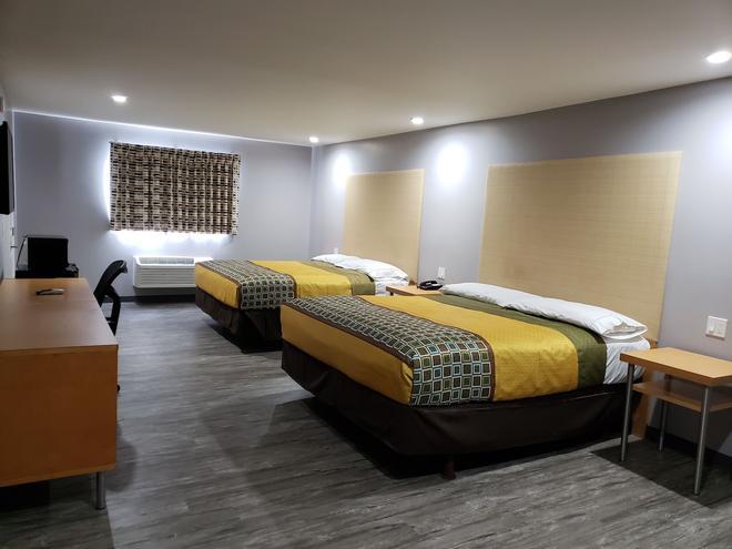 Regal Inn Los Angeles - Los Angeles - Bedroom