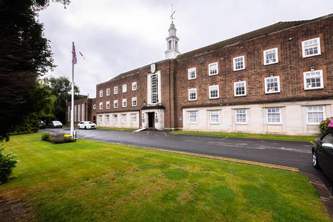 OYO Hotel At Derby Conference Centre - Derby - Rakennus