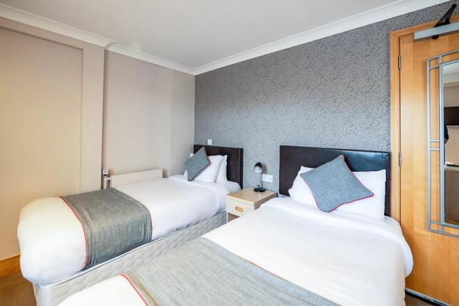 OYO Hotel At Derby Conference Centre - Derby - Bedroom