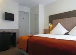 Hotel Des Ardennes - Hoscheid - Bedroom