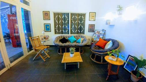 The 84 Hotel - Siem Reap - Living room