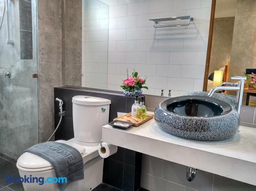 De Loft Hotel - Ao Nang - Bathroom
