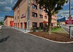 Best Western Plus Hotel Füssen - Φύσεν - Κτίριο