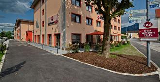 福森貝斯特韋斯特優質酒店 - 福森 - 建築