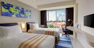 Holiday Inn Express Jakarta International Expo - ג'קרטה - חדר שינה
