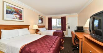 Americas Best Value Inn Oakland Lake Merritt - Oakland - Phòng ngủ