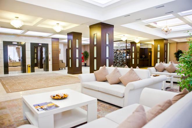 Best Western Plus Atakent Park Hotel - Almatý - Recepción