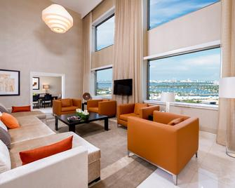 Intercontinental Miami, An IHG Hotel - Miami - Huiskamer
