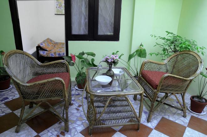 Lazar Residency Homestay - Kochi - Βεράντα
