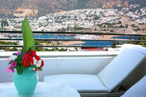 Emelce Aparts - Bodrum - Balcony