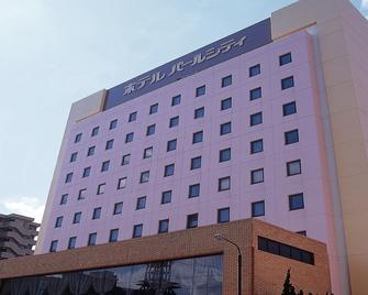 Hotel Pearl City Akita Kawabata - Akita - Rakennus