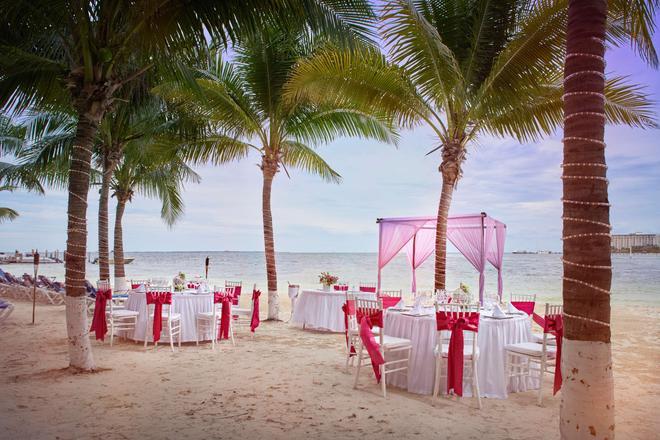 坎昆柯斯達西方渡假村 - 坎昆 - Cancun/坎康 - 宴會廳