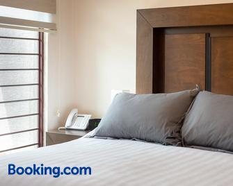 Hotel Posada Xr - Córdoba - Schlafzimmer
