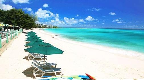 Blue Orchids Beach Hotel - Μπριτζτάουν - Παραλία