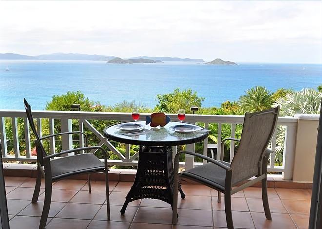 Nail Bay Resort - Virgin Gorda - Balcony