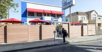 Usa Hostels Hollywood - Los Angeles - Bygning