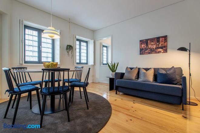 Oporto Serviced Apartments Alvares Cabral - Porto - Dining room