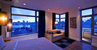 ArtHouse Hotel New York City - New York - Phòng ngủ